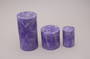 Ultra Violet Candle